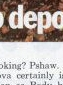 Fragment of the 1969 Nova ad:It Makes You Want To Deport Your Import