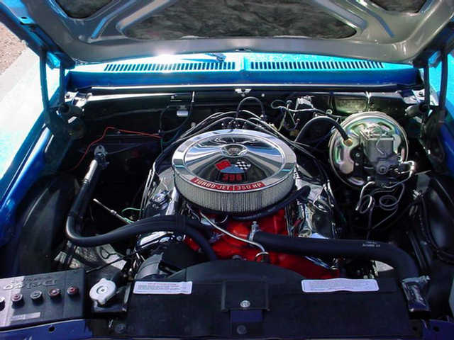Big Block engine