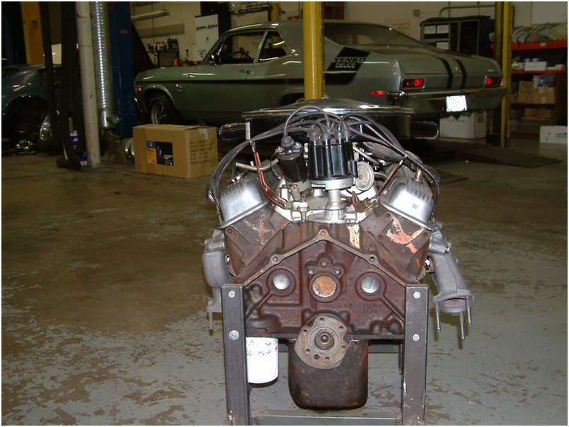 Original LT1 Engine