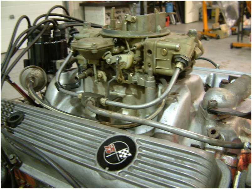 1970 Original LT1 Engine intake