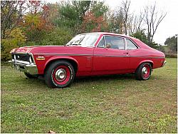 1970 Cranberry Red